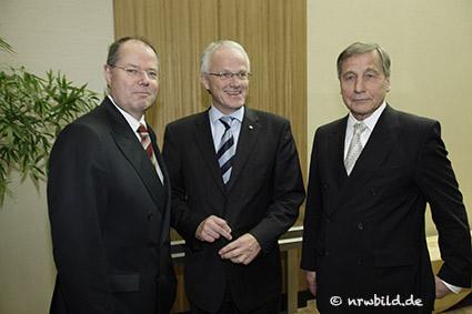 Steinbrueck, Ruettgers, Clement