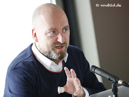 PK Medienforum NRW 2014