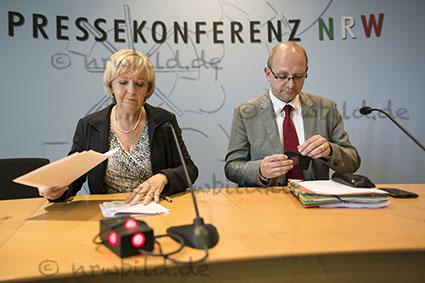 Hannelore Kraft, Andre Stinka