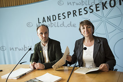 Sven Lehmann, Monika Dueker