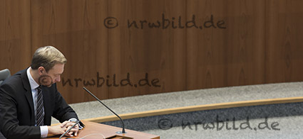 Christian Lindner, Landtag NRW