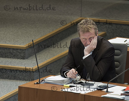 Ralf Jaeger Landtag NRW