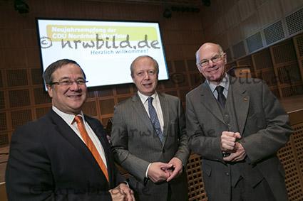 Landesvorsitzender NRW-CDU, WDR-Intendant, Bundestagspräsident