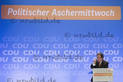 Politischer Aschermittwoch NRW-CDU