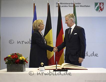 MinisterprŠsidentin Kraft, Kšnig Philippe