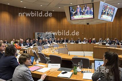 Innenausschuss Landtag NRW