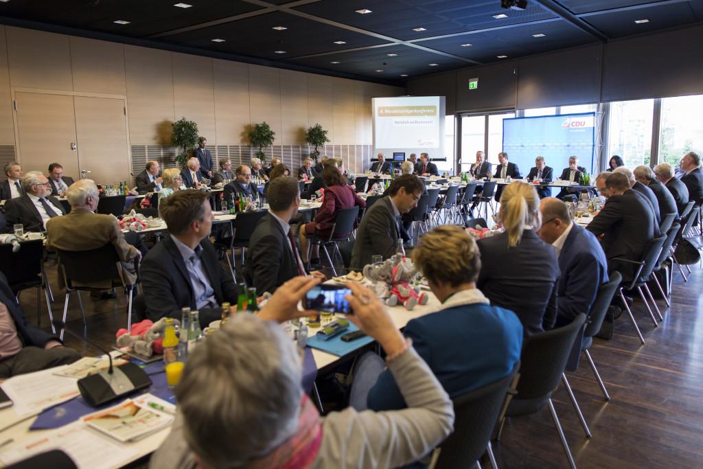 4. Mandatstraegerkonferenz CDU NRW