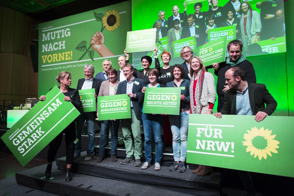 Landesdeligiertenkonferenz Grüne NRW