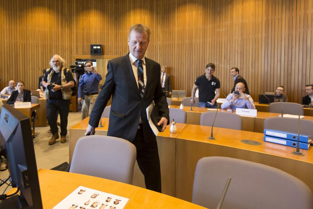 Ralf Jäger, Innenminister NRW im PUA