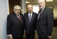 Kissinger, Peres, Rüttgers